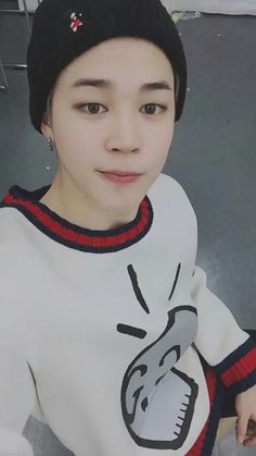 Jiminie on his birthday