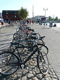 The best biking city in the world? I Want To Travel, Biking, Stuff To Do, To Go, Bicycle, Spaces, Park, City, World