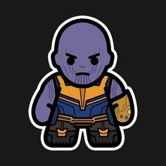 Thanos Infinity War. Tshirt Available on garistipis.com