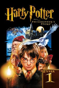 Watch Harry Potter and the Philosopher's Stone Full Movie Online