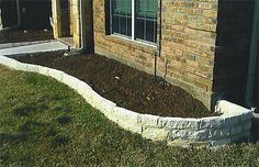 Flower bed by Dallas Deaver of http://www.CircleDIndustries.com in Grapevine TX #FlowerBed