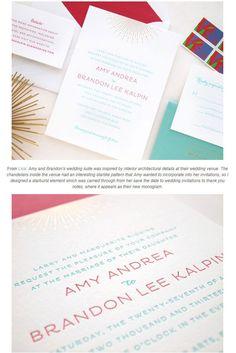自分たちで招待状を作る時に参考にするデザインサンプル集  | Weddingcard.jp