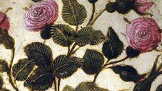 Botticelli La primavera Détail : Flora's dress