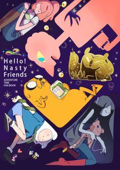Hello!Nasty Friends - HIGEダイヤル