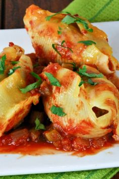 Taco Stuffed Shells--Perfect for Weeknight Meals!