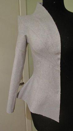 Modellering jasje