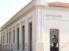 Casa do Turista de Peirópolis em Uberaba, MG, começa a funcionar.  O local receberá visitação de terça-feira a domingo, das 8h às 18h. Saiba mais: