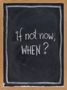 ...if not now, when? #fitness #motivation
