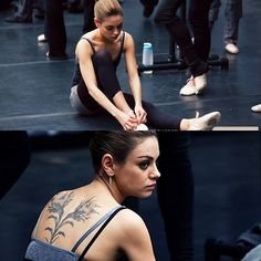 Black Swan Hey cool Tattoo. .. The most cunning Person in Black Swan. .She is the Sin. ..