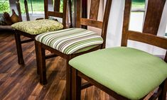 Home & Family - Tips & Products - Chair Cushion Makeover | Hallmark Channel
