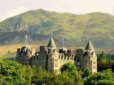 Atholl Palace, Pitlochry, Scotland