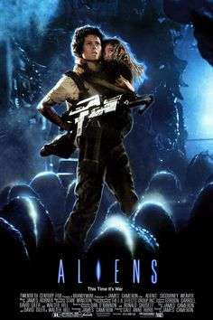 Aliens is the perfect blend of action and horror. Why do so many other movies fa… Aliens is the perfect blend of action and horror. Why do so many other movies fail where it succeeded? Click the image to read the full analysis at Wicked Horror. Alien Movie Poster, Aliens Movie, Horror Movie Posters, Horror Movies, Cinema Posters, Sci Fi Movies, Action Movies, Movies To Watch, Good Movies