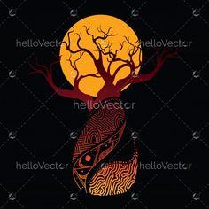 Boab (Baobab) Tree Vector Painting. #baobab#aboriginal#indigenous#art Aboriginal Tattoo, Aboriginal Dot Art, Roots Drawing, Baobab Tree, Indigenous Art, Tree Designs, Dot Painting, Tree Art, Art Forms