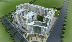 Eco-friendly home in perfectly made residency, which is offering luxurious facilities.