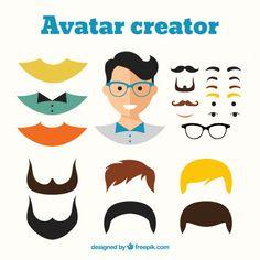 avatars pessoas ic on pinterest free graphics avatar and graphics