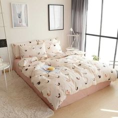 32 Of The Best Duvet Covers You Can Get On Amazon Bed Sets, Duvet Sets, Duvet Cover Sets, Tie Dye Bedding, Duvet Bedding, King Duvet, Bedspread, Cute Duvet Covers, Cotton Duvet