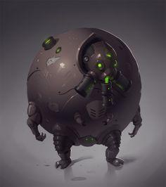 Space Junk by Prospass on deviantART