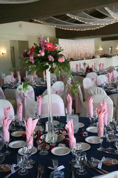 6546f83a2d02d Dallas Cowboys Wedding Navy Blue and Pink Dallas Cowboys Wedding, Pink  Tablecloth, Wedding Navy