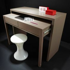 3 suisses console bureau. Black Bedroom Furniture Sets. Home Design Ideas
