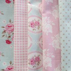 Pretty Tilda Fabric Bundle