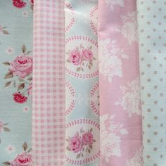 Pretty Tilda Fabric Bundle