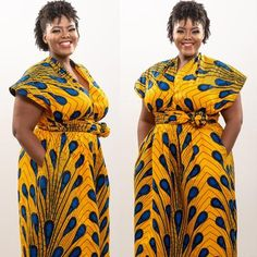South Africa's home of modern African print fashion. South African Dresses, South African Traditional Dresses, African Print Dresses, African Print Fashion, African Fashion Dresses, Fashion Prints, Ankara Fashion, Brown Summer Dresses, Dress Websites