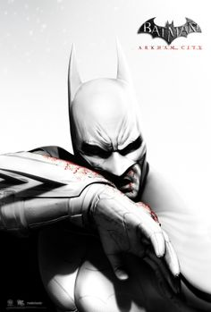 Batman Arkham City - Batman