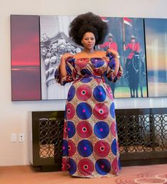 Classy and Chic Ankara Styles for Our Plus Size Ladies. Plus-size ladies,Ankara … by laviye - 2019 Dresses, Skirt, Shirts & African Maxi Dresses, African Fashion Ankara, African Fashion Designers, African Dresses For Women, African Print Fashion, Africa Fashion, African Attire, African Wear, African Women