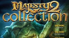 Majesty 2 Collection apenas R$8.99 In the world of Majesty, you are the ruler of the Kingdom.