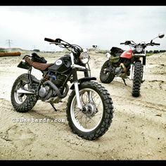 "211 To se mi líbí, 4 komentářů – TWBastards Custom Motorcycles (@twbastards) na Instagramu: ""More bikes = more fun! #photooftheday #yamaha #yamahatw200 #loveit #amsterdamcity #iamsterdam…"""