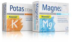 Packaging design for dietary supplements line Bioelements + Vitamins - Magnessium and Potassium. Drug Packaging, Medical Packaging, Beverage Packaging, Carton Design, Branding Design, Logo Design, Bad Room Ideas, Health Advice, Packaging Design Inspiration