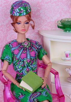 Kelly Grace for Barbie Poppy Parker & Victoire Roux by HankieChic