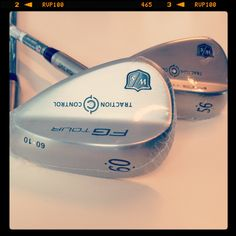 Happy with my new Wilson FG Tour wedges!!!