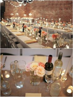table runner with round table pictures | Linen Rentals, or Lack Thereof : wedding decor houston BurlapR BurlapR