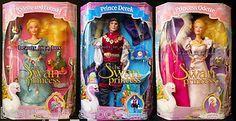 odette and derek | Odette-and-Friends-Prince-Derek-Tyco-The-Swan-Princess-Barbie-Doll-Ken ...