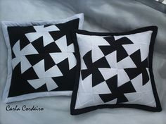 great pinwheel pillow! <3 it!!!