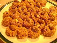 Low Carb Peanut Butter Balls