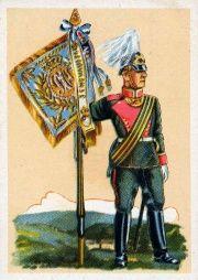 "Royal Bavarian 3rd Chevaulegers Regiment ""Duke Karl Theodor"", reverse."