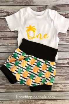 Hawaiian Islands Newborn Baby Long Sleeve Infant Cotton Bodysuits YUE--3BODY Maui
