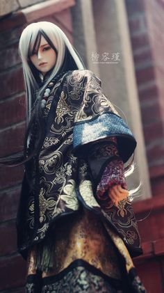 Pretty Dolls, Cute Dolls, Beautiful Dolls, Chinese Dolls, Chinese Art, Enchanted Doll, Gothic Dolls, Doll Repaint, Doll Maker