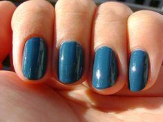 Joe Fresh Nail Polish in Persian Blue