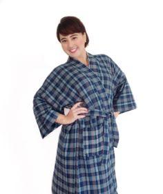 9ab33c02c1 Bathrobes Kimono Cotton Yukata Kimono Robe   and more by AtSiam