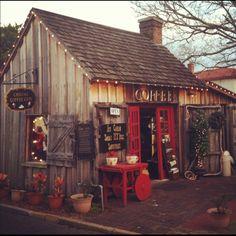 Coffee Shop @ St Augustine, FL .