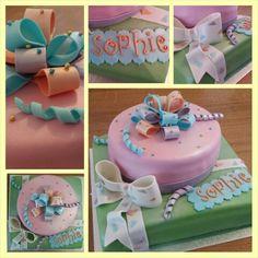 Birthday cake Sophie