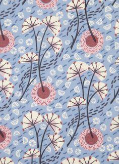 Winter stem - liberty fabrics but no longer available.