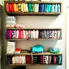 cloth diaper storage - Recherche Google
