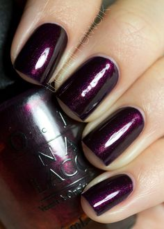 OPI Nail Lacquer Review by The Nail Network on intergloss.com #intergloss