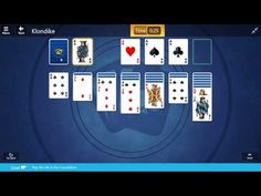 Microsoft Solitaire Collection - Klondike / 13th January 2017:  Play the...