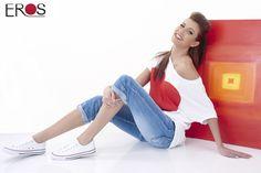 Eros Collection printemps/été 2015 #EROSCOLLECTION #PP15 #SS15 #style #fresh #spring #printemps #detail #couleur #top #style #belle #rebelle #rock #love #coeur #heart #red #rouge