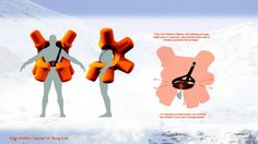 NODO Avalanche Safety Device by Evan Griffiths at Coroflot.com